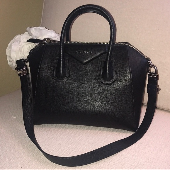 05cc14a7ba Givenchy Handbags - Givenchy Antigona Small Leather Handbag-FIRM PRICE
